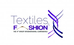 Textiles & Fashion Conference LOGO